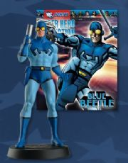 Eaglemoss DC Comics Super Hero Figurine Collection #034 Blue Beetle